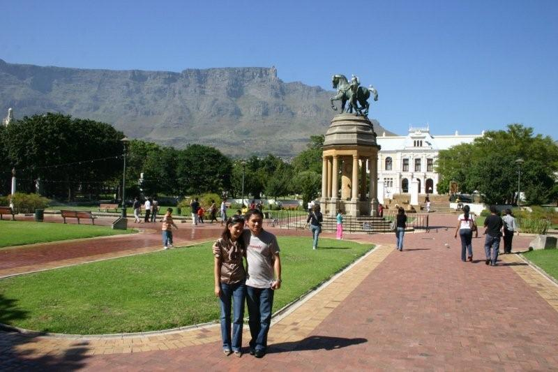 Vacation in beautiful Cape Town