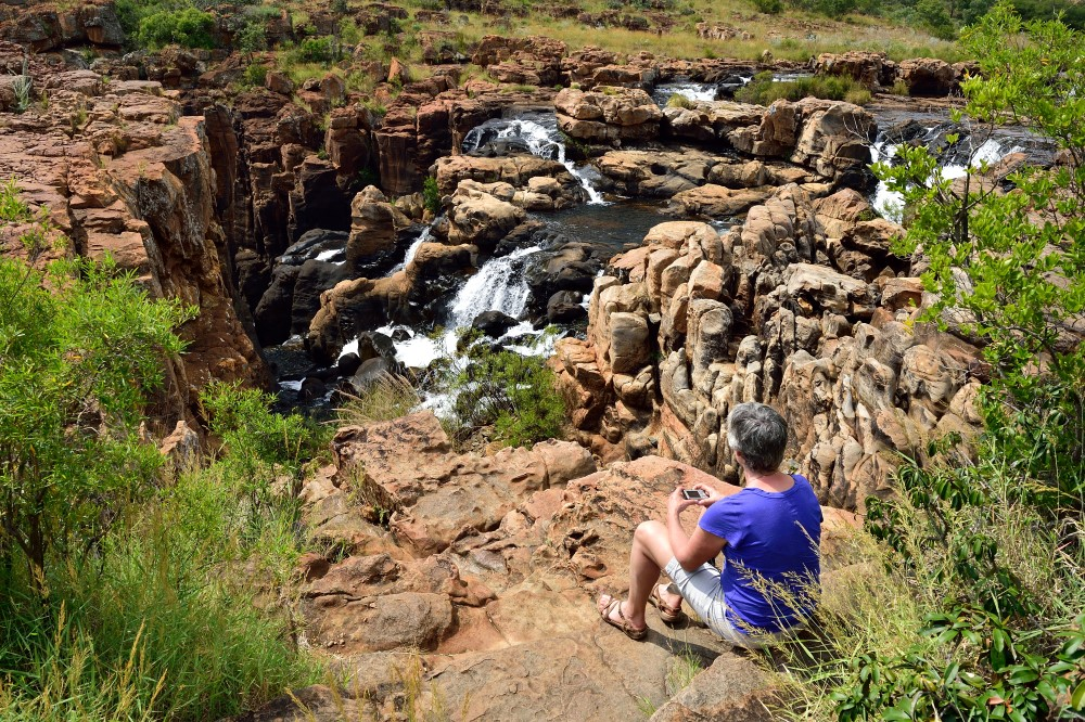 Bourke's luck potholes South Africa
