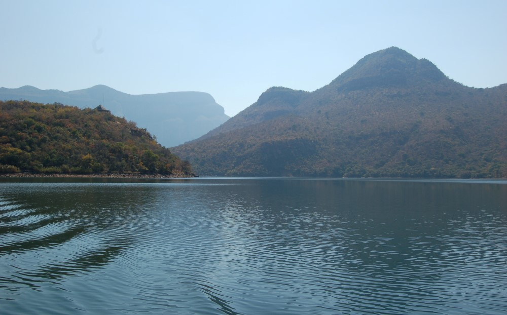 Blyde Dam Boat Cruise South Africa