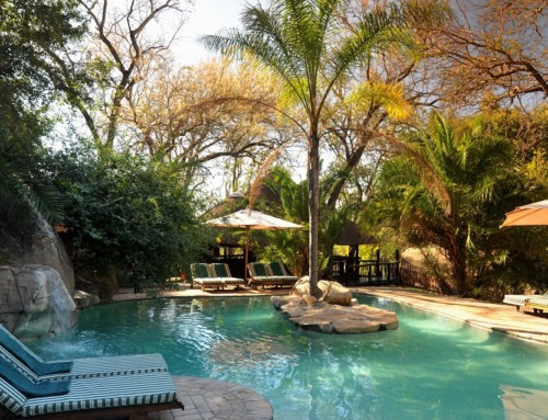 Idube Safari Lodge – Safari Chalet